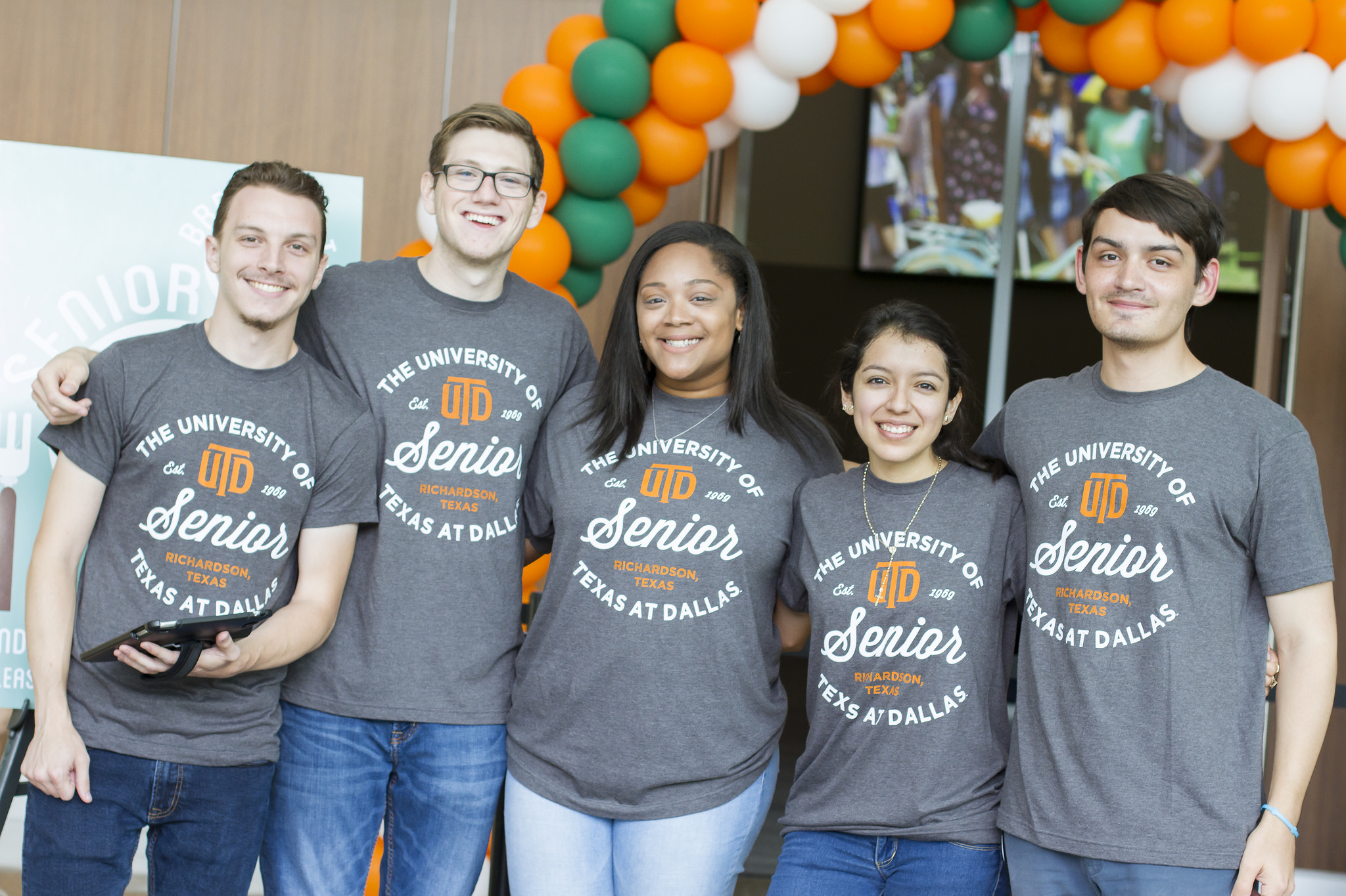 UT Dallas seniors